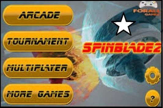 GUIDE SPIN BLADE TOPS screenshot 1