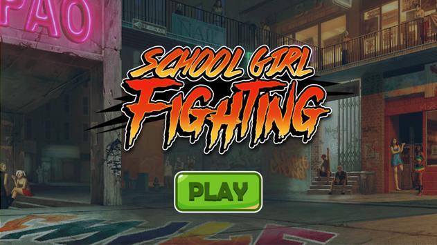 Yandere Girl- Schoolgirl Fight apk screenshot