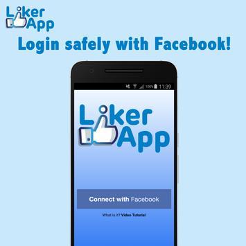 Liker App poster