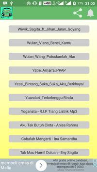 Angsa Putih Dangdut koplo Kabarin Aja Mp3 apk screenshot