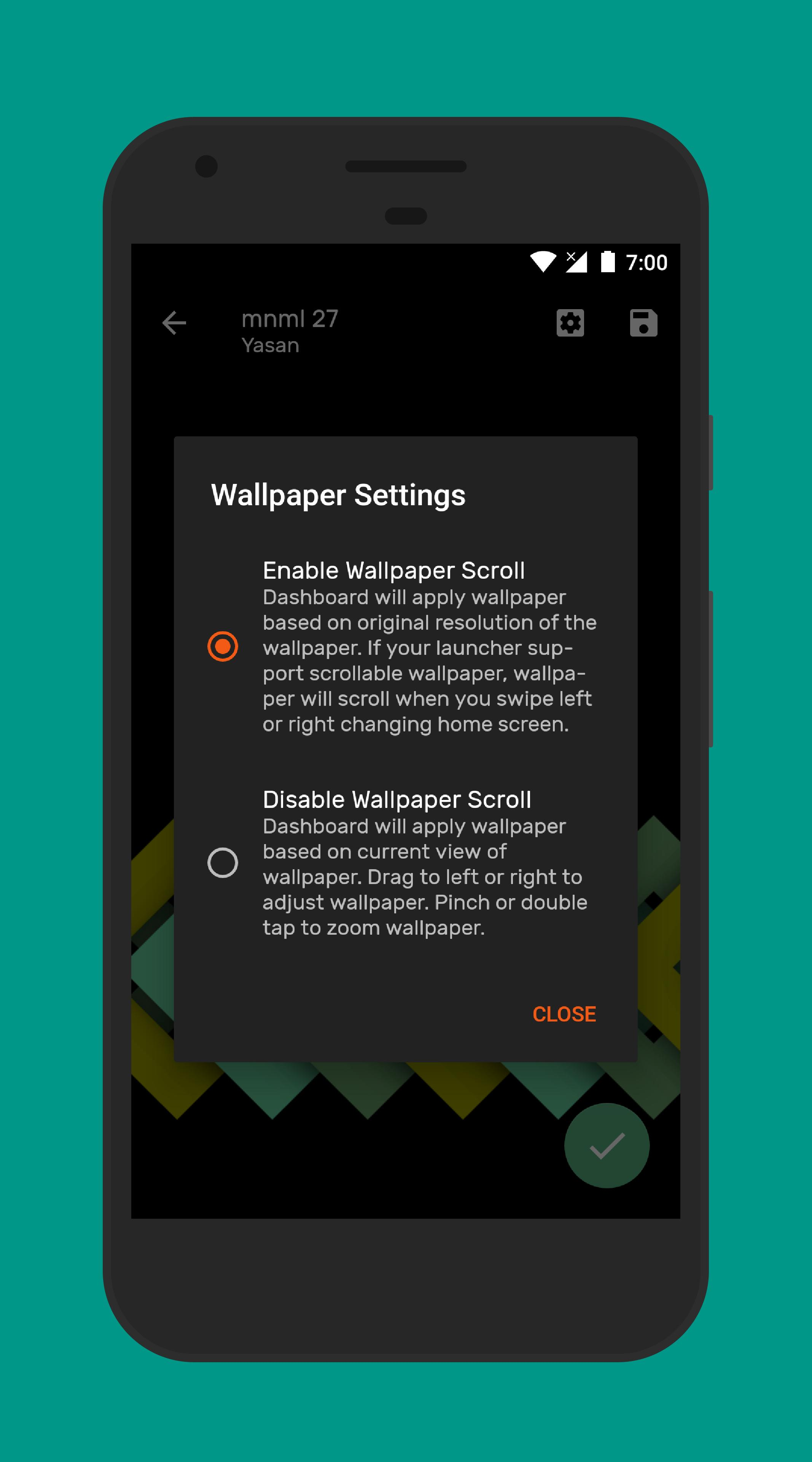 AMOLED mnml (Legacy) for Android - APK Download