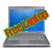 FREE LAPTOP icon
