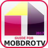 Free Mobdro TV 2017 Tutor icon