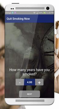 Quit smoking Now screenshot 4