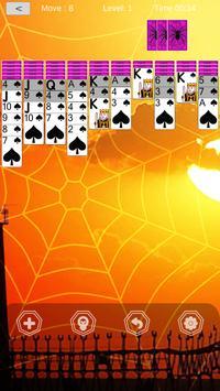 Spider Solitaire screenshot 6