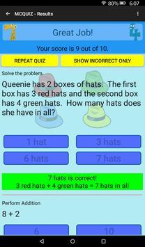 MCQUIZ - Math screenshot 11