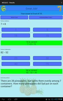 MCQUIZ - Math screenshot 7