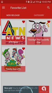 Live TV & Videos screenshot 3