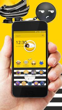 Mini Friend Theme apk screenshot