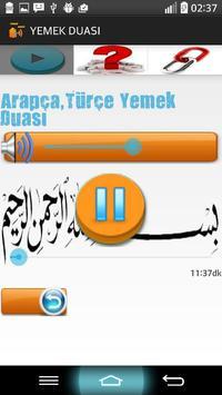 YEMEK DUASI screenshot 1