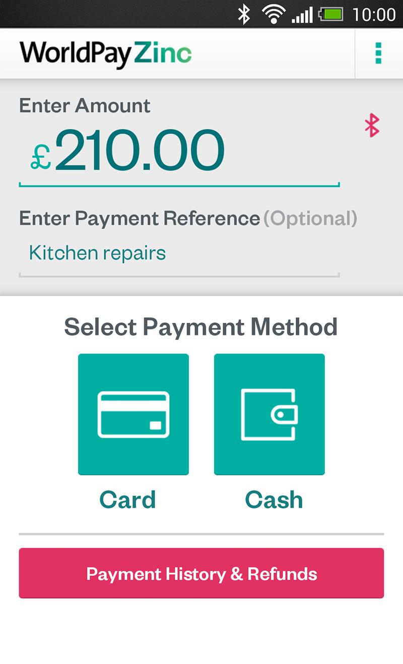 World Pay Zinc >> Worldpay Zinc For Android Apk Download