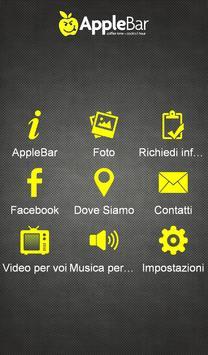 AppleBar poster