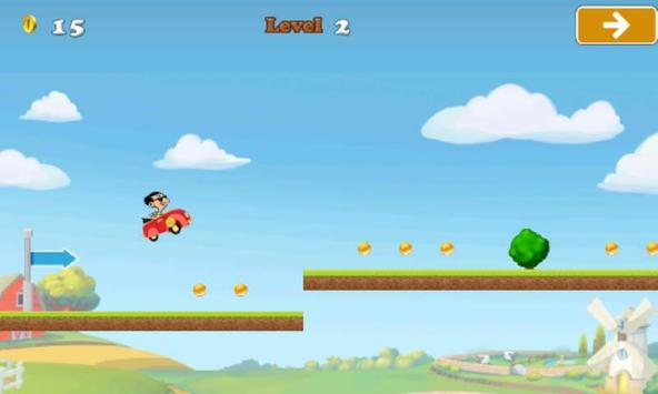 Mr-Bean Super jump Adventure screenshot 2