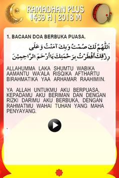 Ramadhan Plus 2018 apk screenshot