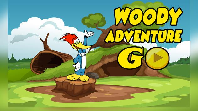 wody advenures woodpecker run screenshot 3