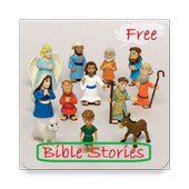 Bible Stories and new Testimonials icon