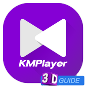🆕Free KMPlayer 3D Movie Guide icon