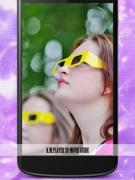 🆕Free KMPlayer 3D Movie Guide screenshot 1