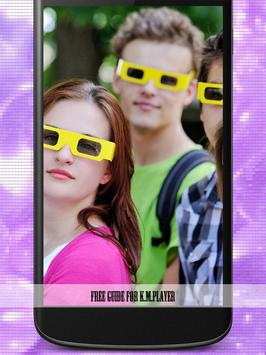 🆕Free KMPlayer 3D Movie Guide screenshot 2