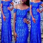 African Lace Styles Designs 2018 icon