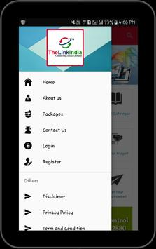 The Link India apk screenshot