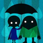 ひそか -雨の日トークアプリ - icono