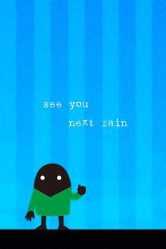 ひそか -雨の日トークアプリ - captura de pantalla 3