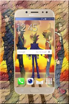 YU-GII-OH Wallpapers FULL HD screenshot 5