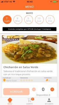 ¡Yuju a Comer! screenshot 1