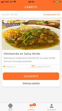 ¡Yuju a Comer! screenshot 2