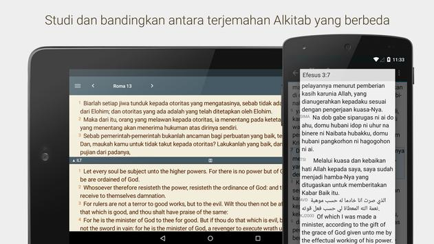 Alkitab apk screenshot