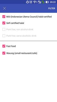 BaliHalal: Halal foods in Bali apk screenshot