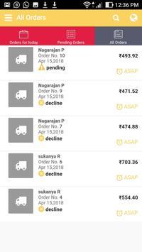 YummyMadurai - Order Taking App screenshot 2