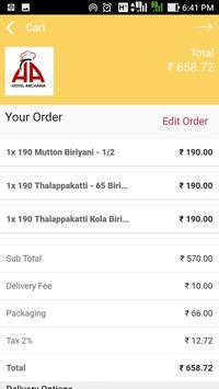 YummyMadurai - Food Order & Delivery screenshot 4