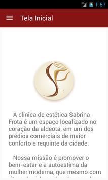 Clínica Sabrina Frota poster
