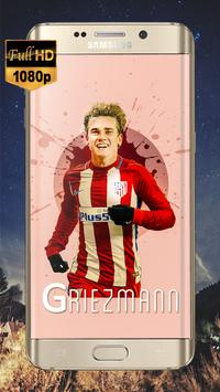 Griezmann Wallpapers New poster