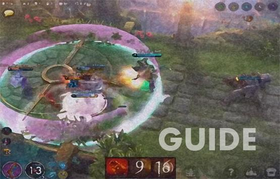 ➮ Guide Vainglory poster