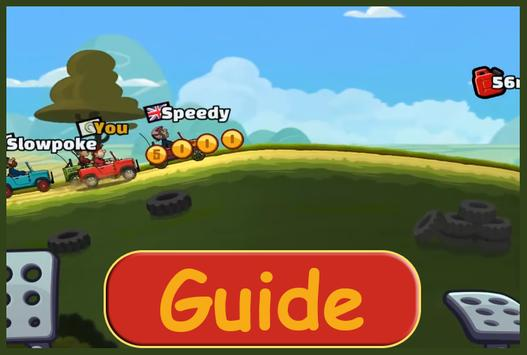 Guide for Hill Climb Racing 2 poster