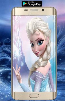Frozen wallpapers 3D 2018 poster