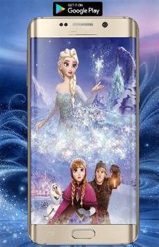 Frozen wallpapers 3D 2018 screenshot 1