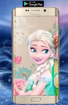 Frozen wallpapers 3D 2018 screenshot 2