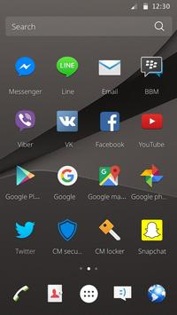 Theme for Sony Z5 apk screenshot