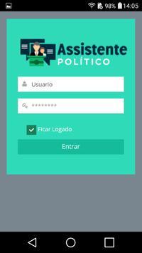 Assistente Político poster