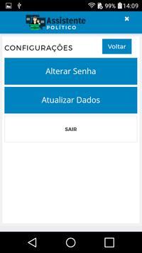 Assistente Político apk screenshot
