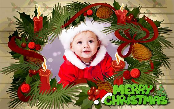 Christmas Photo Frames screenshot 6