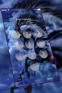 hors keypad  lock screen HD wallpaper screenshot 2