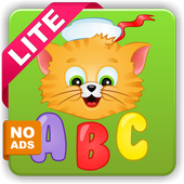 Child Literacy: Teach Children Letter Name Letters icon