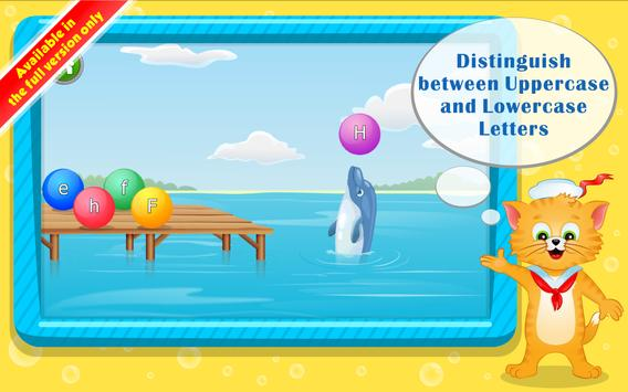 Learn ABC Letters with Captain Cat screenshot 13