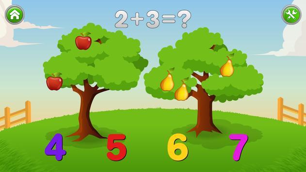 Kids Numbers and Math FREE screenshot 12