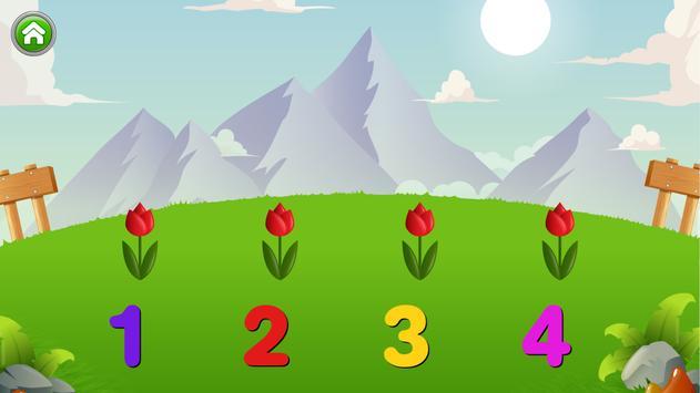 Kids Numbers and Math FREE apk screenshot